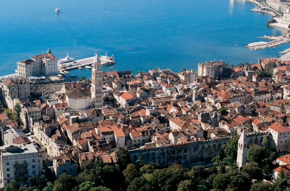 Split Croatia Adriatic