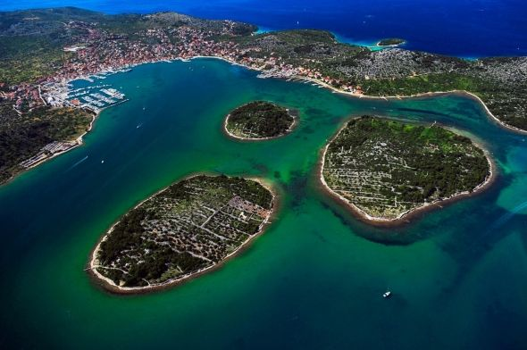 Croatias Best Vacation Islands in category newsfun made in croatia